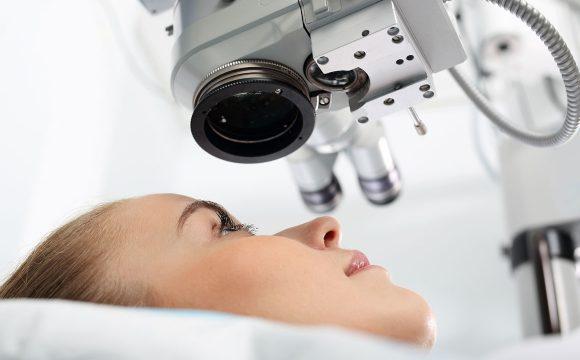 Cirurgias oftalmológicas