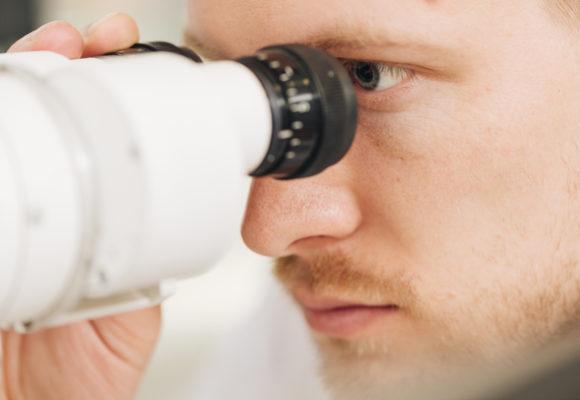 Glaucoma de pressão normal